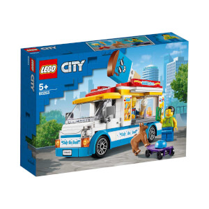 LEGO City Great Vehicles Dondurma Arabası 60253