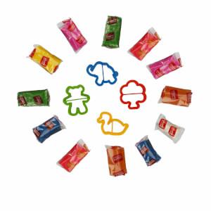 Crafy 12 Renk Oyun Hamuru Seti 240 gr