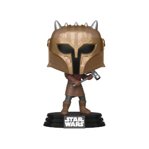 Funko Pop Star Wars Mandalorian: The Armorer Figür