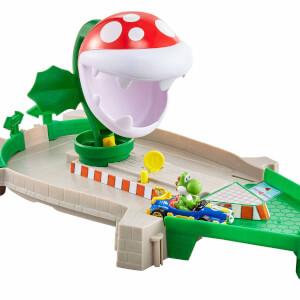 Hot Wheels Mario Kart Çılgın Yaratıklar Oyun Seti GCP26