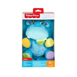 Fisher Price 2'si 1 Arada Hippo-Top Peluş