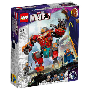 LEGO Marvel Super Heroes Tony Stark'ın Sakaarian Iron Man'i 76194