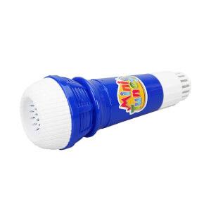 Eko Mikrofon 23 cm.