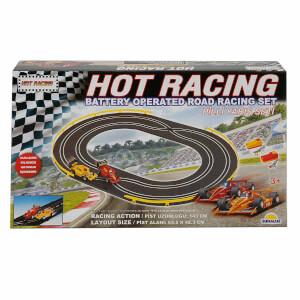 Hot Racing Yarış Seti