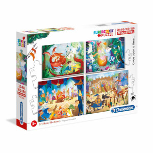 20 + 60 + 100 + 180 Parça Puzzle : Once Upon A Time