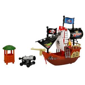 Korsan Oyun Seti Beyaz Yelken