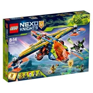 LEGO Nexo Knights Aaron'un X Yayı 72005