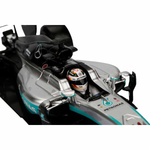 1:18 Formula 1 Mercedes Amg Petronas F1 W07 Hybrid Model Araba