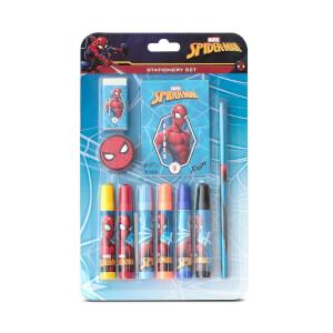 Spiderman Not Defterli Kırtasiye Seti