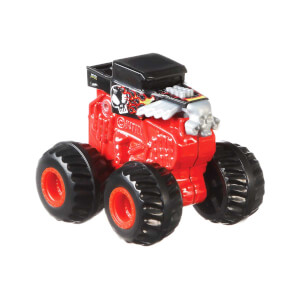 Monster Trucks Mini Arabalar Sürpriz Paket GBR24