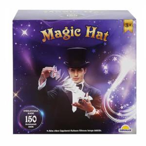 Şapkalı Sihirbazlık Seti 150 Hile