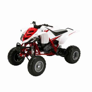 1:12 Yamaha Raptor 660 R 2005 Atv Model Motor