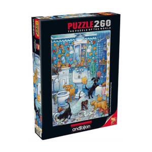 260 Parça Puzzle : Curcuna