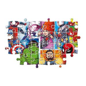24 Parça Maxi Puzzle : Marvel Super Hero Adventures