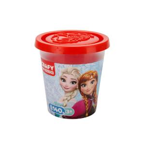 Crafy Frozen 4'lü Oyun Hamuru 560 gr.