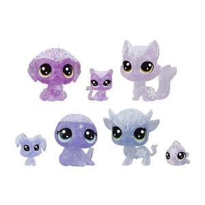 Littlest Pet Shop Buzul Miniş Koleksiyonu Arkadaş Minişler E5483