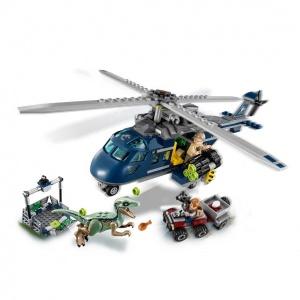 LEGO Jurassic World Blue'nun Helikopter Takibi 75928