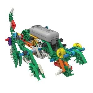 Knex Tri - Stego Motorlu Yapım Seti 34484