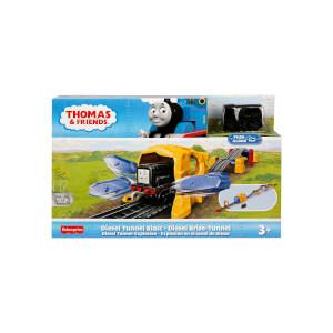 Thomas Friends Diesel Tünel Macerası Oyun Seti GHK73
