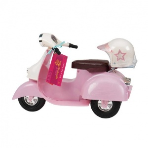 Our Generation Pembe Scooter