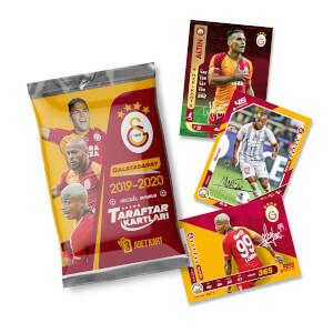 Galatasaray 2019-2020 İmzalı Taraftar Kartları