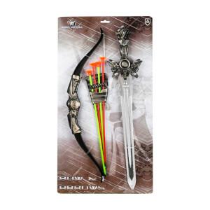 Kılıçlı Ok Seti