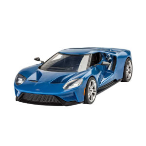 Revell 1:24 2017 Ford GT Model Set Araba 67678