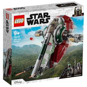 LEGO Star Wars Mandalorian Boba Fett'in Starship'i 75312