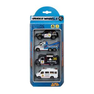 Mini Araçlar 4'lü