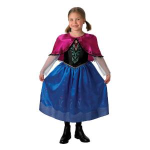 Frozen Anna Kostüm S Beden