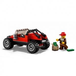 LEGO City Toprak Yol Takibi 60172