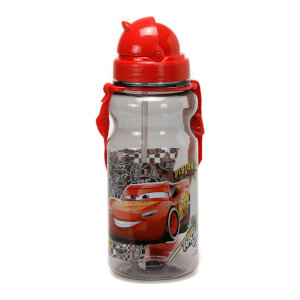 Cars Şeffaf Matara 500 ml. 97813