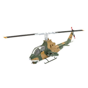 Revell 1:100  Cobra AH-1G Model Set Helikopter 64954