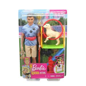 Barbie Ken ve Meslekleri Oyun Setleri GJM32