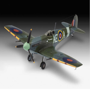 Revell 1:72 G.Set 100 Years RAF Model Set Uçak 5696