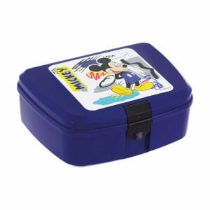 Mickey Mavi Beslenme Kabı