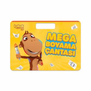 Kukuli Mega Boyama Çantası