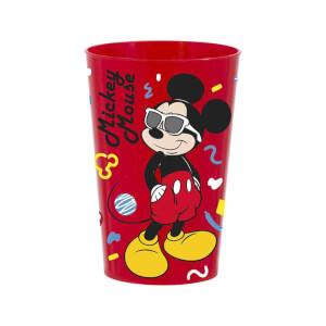 Mickey Mouse Bardak Kırmızı 340 ml.