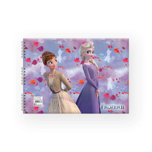 Frozen Resim Defteri 17 x 25 cm. 15 Yaprak