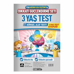 Dikkat Güçlendirme Testi 3 Yaş