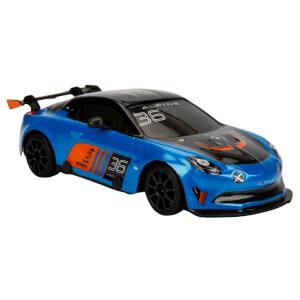 1:28 Uzaktan Kumandalı Renault Alpine GT4 WRC Araba 18 cm.