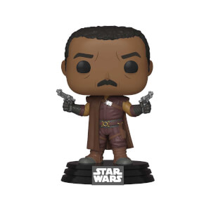 Funko Pop Star Wars Mandalorian: Greef Karga Figür