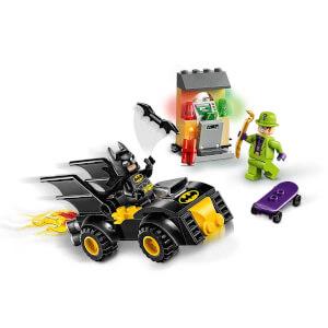 LEGO DC Comics Super Heroes Batman, Riddler Soygununa Karşı 76137