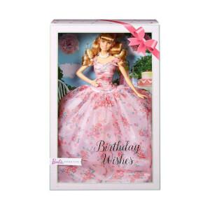 Barbie İyi ki Doğdun Bebeği