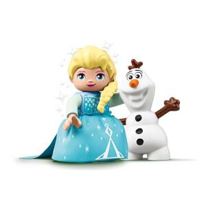 LEGO DUPLO Disney Princess Elsa ve Olaf'ın Çay Daveti 10920
