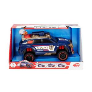 Sesli ve Işıklı Polis Arabası 33 cm.