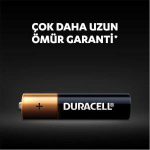 Duracell Basic Kalem Pil AA 6'lı