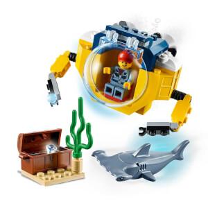 LEGO City Oceans Okyanus Mini Denizaltı 60263