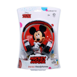Disney Mickey Mouse Kulak Üstü Çocuk Kulaklık