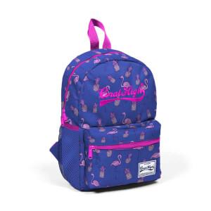 Coral High Okul Çantası Flamingo Desenli 23152